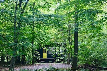 Isness Tiny House in High Woods