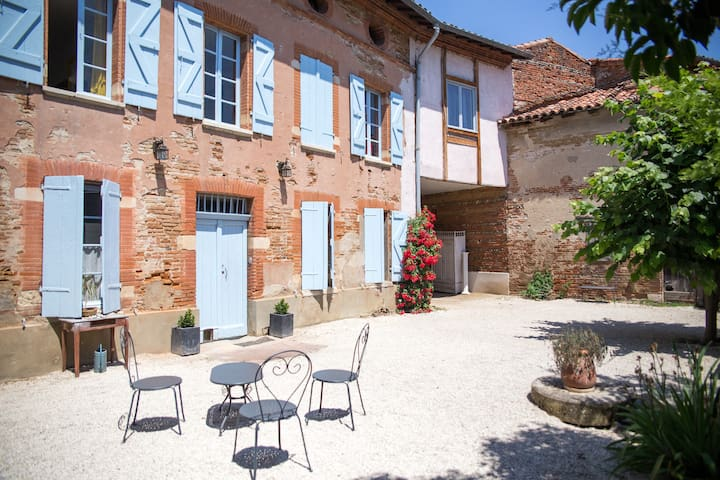 Grande maison du XVIIIème - Blagnac