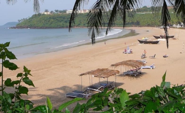 Serene 3BHK Villa near Bogmalo beach