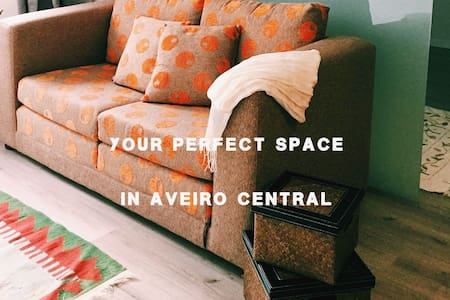 Your Perfect Space in Aveiro Central ! w/ Parking