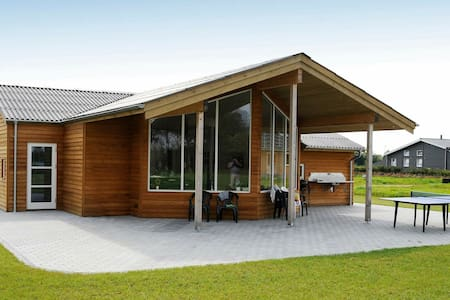 Exotic Holiday Home in Ansager with Whirlpool
