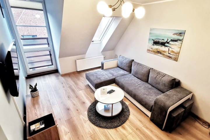 Old Town - Smart Apartment
