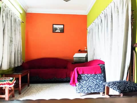Sam's spacious homestay (IN DHARAMPETH)