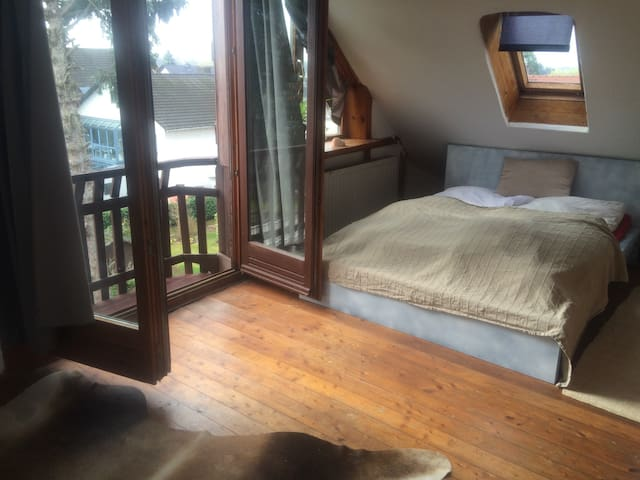 Gemütliche Zweizimmerwohnung