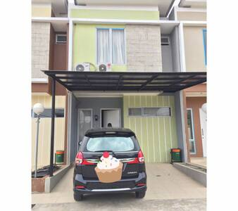 2 floors house inside town house - South Tangerang - 独立屋
