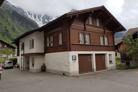 Swiss house in Guttannen - Guttannen - Rumah Tamu