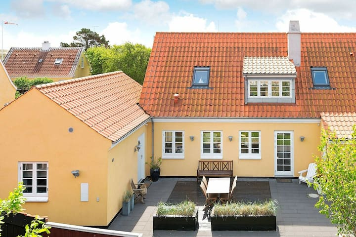 Luxuriöses Ferienhaus mit Grill in Jütland