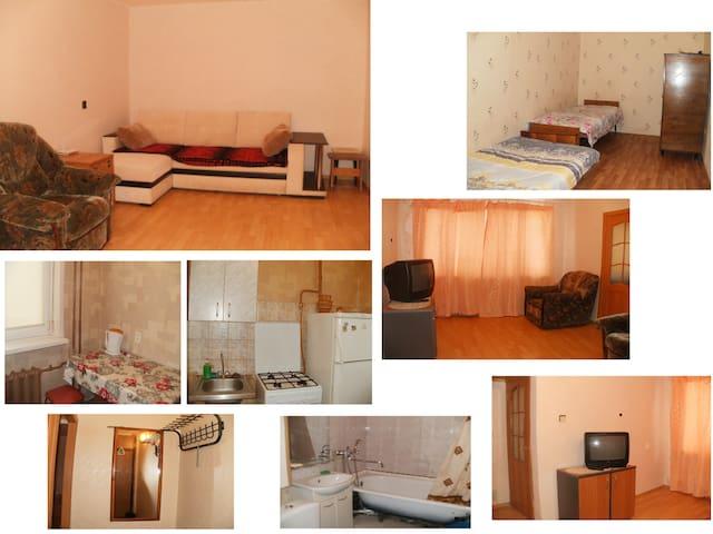 Комфортная квартира в центре - Rybinsk - Apartment
