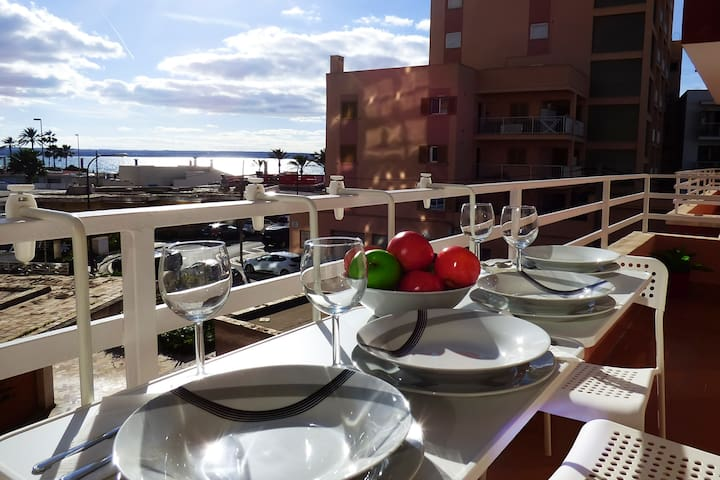 05 Apartment on the beach. Can Pastilla. - Can Pastilla - Apartment