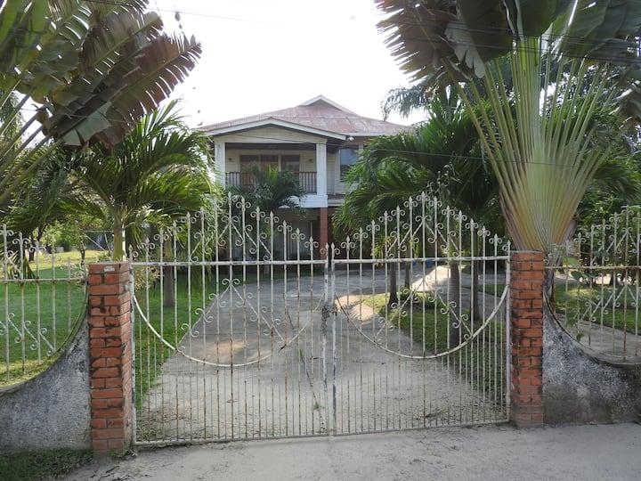 Casa Huésped de la FHIA