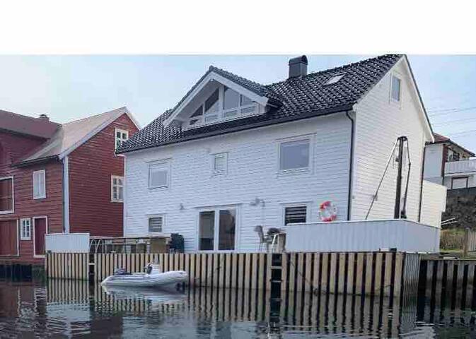 Sørbu i Kalvåg