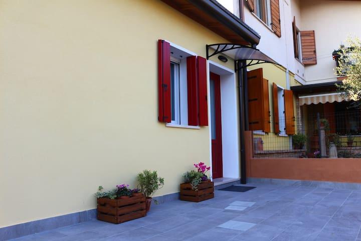 Casa con parcheggio gratuito vicino a Venezia - Venezia - House