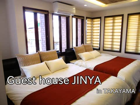 Guest House JINYA Rent a house vacation rental