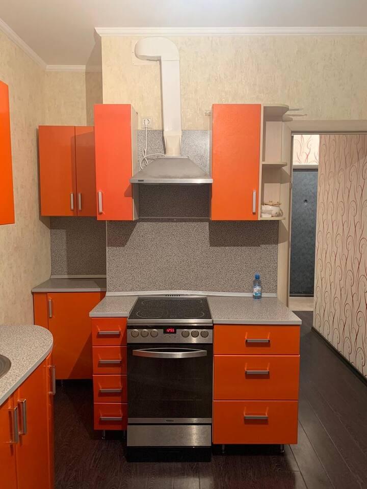 Уютная квартира на Чугунова