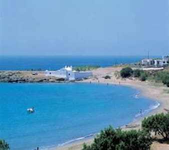 Studio 50m from the beach - Tinos - Flat
