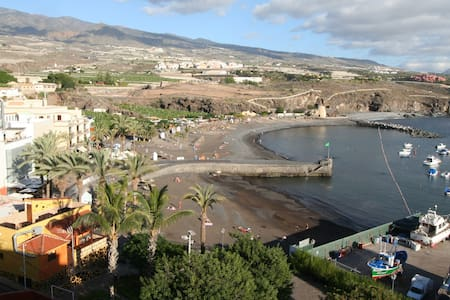 1 bedroom in Playa de San Juan with Sea view EB08 - Playa San Juan - Wohnung