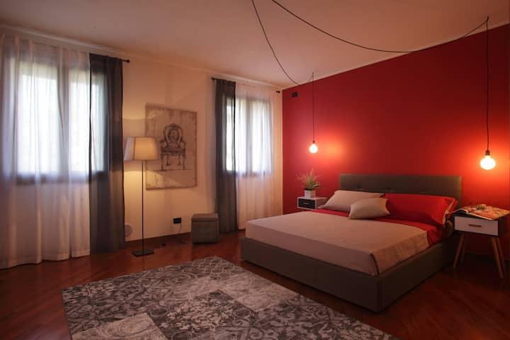 Camera Tiziano | Villa Tiziano Residence