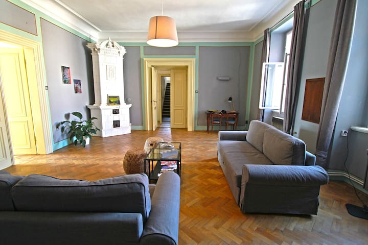 LAST ORIGINAL RENAISSANCE PALACE - JOHN flat - Praha - Huoneisto