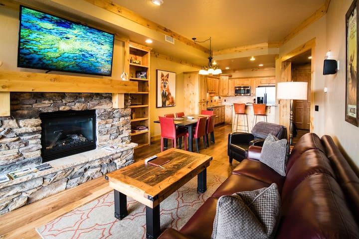 Red Fox Den Condo Teton Springs Resort Victor ID