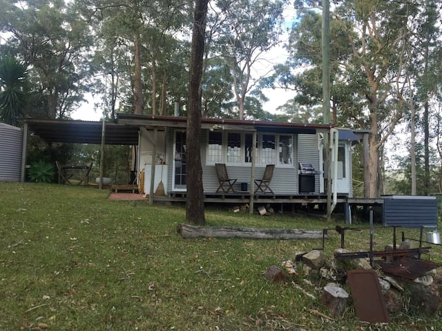 Black Wattle Cabin - Markwell - Cottage