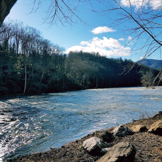 Pigeon River