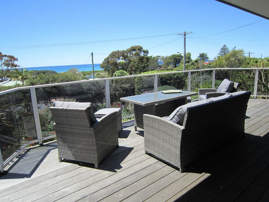 Sea view bungalow in affitto a bermagui nuovo galles for Houseplans vivente del sud