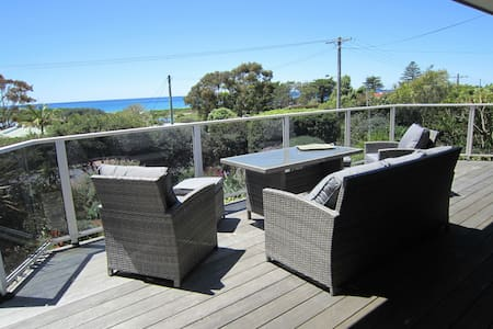 Beautiful home with great views. - Bermagui