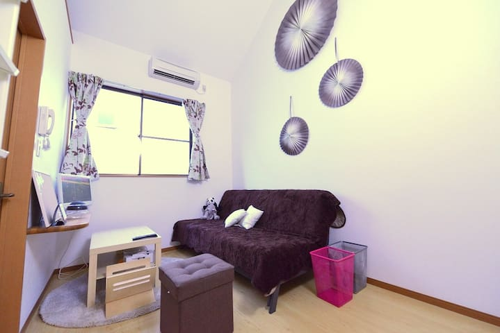 6MINS Walk-Shibuya Sweet Apartment#1