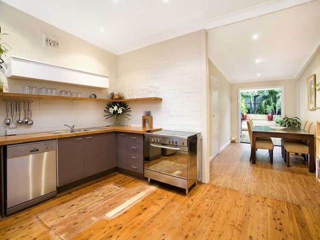 Room in beautiful Newtown home