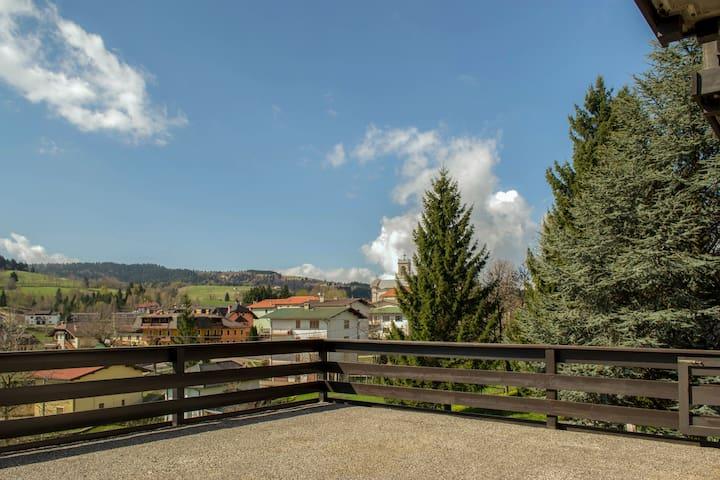 Se vuoi il sole,a sud in montagna..due terrazzi - Tresché Conca - Apartment