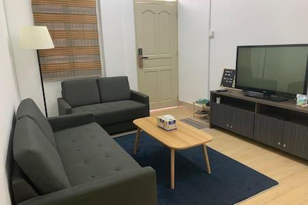 Ground Floor 1 Bed+BR in BSB w SmartTV