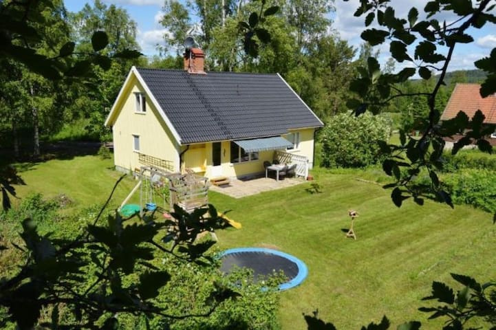 Modern house, Sweden, 4-seasons, holiday/business - Nyhyttan