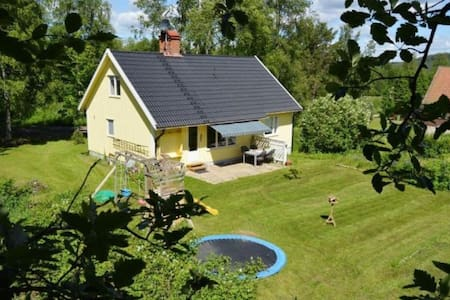 Modern house, Sweden, 4-seasons, holiday/business - Nyhyttan - Dům