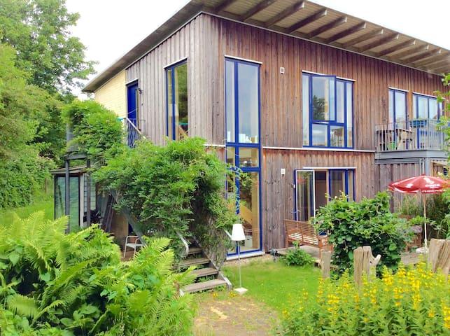 1-Zi-App. im Ökohaus, Natur,  Ruhe, Ostseestrand