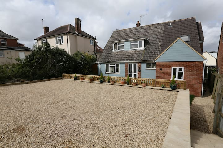 Double en suite room, Wimborne - Dorset - Huis