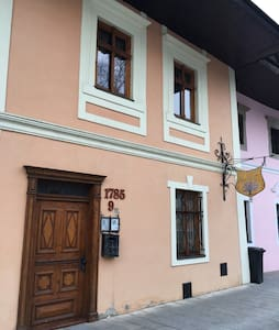 Apartments in historical centre - Poprad - Pousada