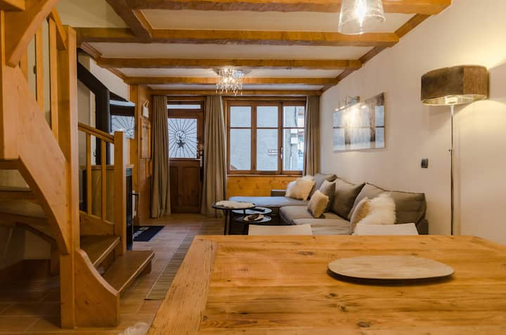 Newly renovated chalet in Le Praz