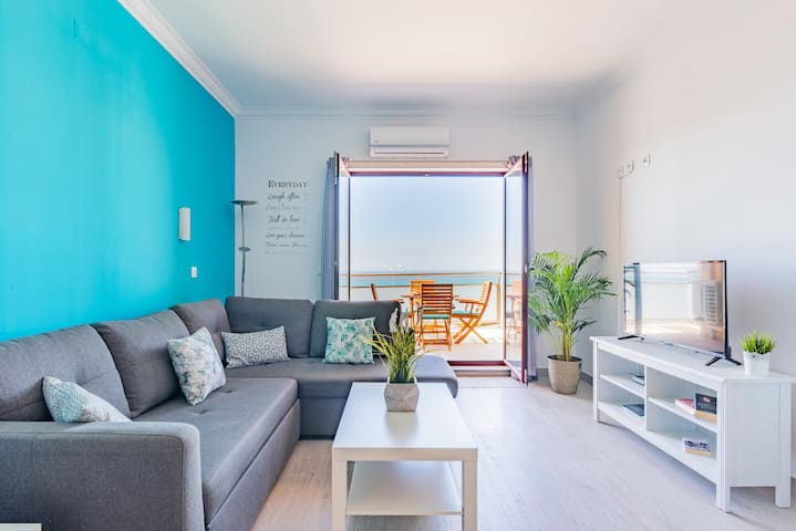 ERICEIRA HOLIDAY APARTMENT✔️TERRACE ✔️OCEAN VIEW