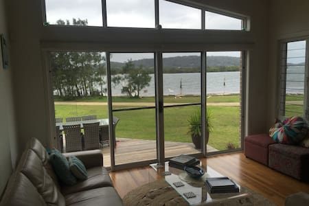 Bayside Bliss waterfront reserve - Woy Woy - Hus