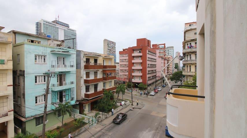 Apartment in La Rampa, Vedado