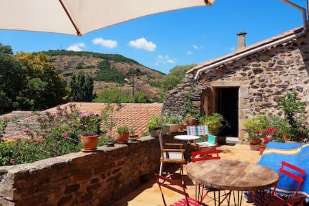 Chambre d'hôtes du Mas de Carles - Octon - Guesthouse