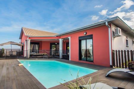 Villa Flamboyant - Saint Louis - Villa