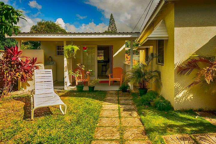 Prof & Suzanne's Traditional Barbadian Studio