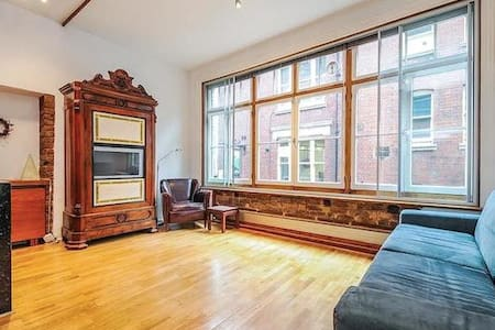 Central London Holborn studio loft