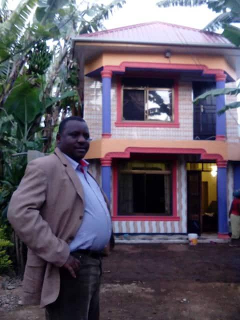 Nice homestaying at  the foot of Mt. Meru,  Arusha