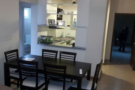 Departamento amplio próx.a SHOPPING - Apartment