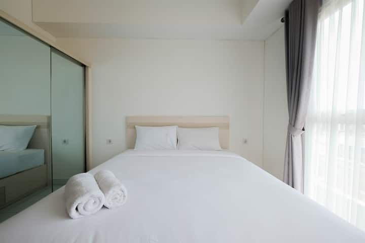 Nice & Comfy Studio Apartment Casa De Parco