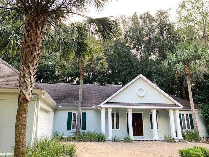New Listing! Beautiful One Level Sea Palms W. Home