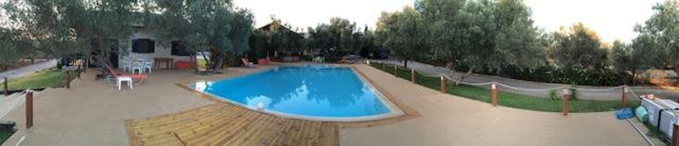Aristotelian Outdoor Therapy - Eretria - Condominium