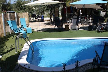 Appartamento di classe con piscina a 80 m dal mare - Petrčane